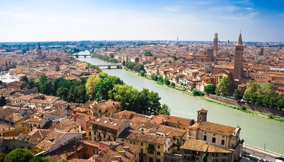 Transfer Taxi Shuttle from and to Verona city/airport